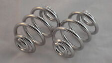 Motorcycle bracket Solo seat springs Stainless Steel High Polished  AF2D GTC