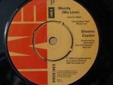 ++SHEENA EASTON 9 to 5/moody SP45T 1980 RARE VG++