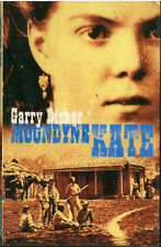 Garry Disher MOONDYNE KATE  pb ex library
