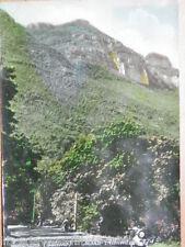 Vecchia Cartolina di SICIGNANO DEGLI ALBURNI MONTI 1967 foto Salerno Fotografia