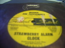 oz pressed strawberry alarm clock 45  incense and pepermints pysch 60s on sale