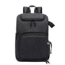 Backpack Camera Dslr Bag Case for Camera Lens Laptop Photography Accessory D7J6