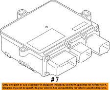 FORD OEM 11-16 F-350 Super Duty-Glow Plug Controller GC3Z12B533A