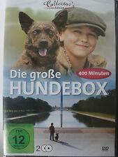 Die große Hundebox - Hunde Sammlung 6 Filme - Kinder, Familie, Rin Tin, Lassie
