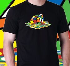 T-Shirt Sheldon Cooper cubo Rubik kubo The Big Bang Theory jim parson