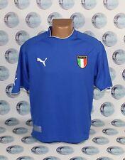 ITALY NATIONAL TEAM 2003 2004 FOOTBALL SOCCER SHIRT JERSEY MAILLOT PUMA