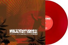 MAJORITY RULE Interviews with David Frost LP RED vinyl pg.99 pageninetynine envy