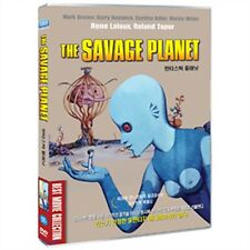 La Planete Sauvage, The Savage Planet / Barry Bostwick (1973) - DVD new