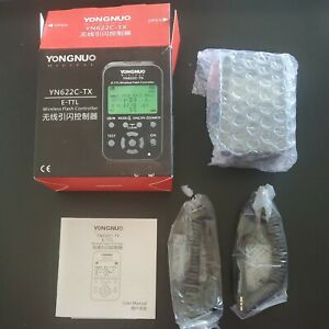 Yongnuo YN622C-TX E-TTL Wireless Flash Trigger Transceiver for Canon Digital