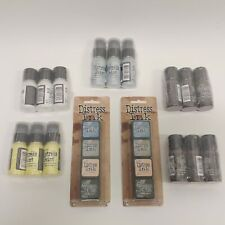 Distress Ink Paint 6 Piece Lot