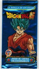 Argentina 2019 SD Sticker Desing Dragon Ball serie 4 Trading Card Pack