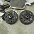 MG MGTD MGTF Front Disk Wheel Brake Drum Assembly later cars 12285 on