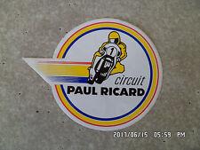 AUTOCOLLANT CIRCUIT PAUL RICARD    K52