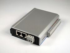 Moxa IoLogik E1214-T V1.2 Ethernat Remote 6 Dio 6 Relay Din Mt.