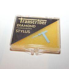 Transcriber #162 Diamond Phonograph Stylus Needle - Tetrad E2D