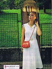 Publicité Advertising 016 1980 Jean Biolay prêt à porter