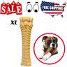 DOG CHEW TOY Textured Clean Teeth Aggressive Peanut Butter Nylabone Dura X-Large