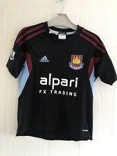 Rare West Ham United 3rd Shirt / Adidas - Size Youth Small (Nolan 4 )