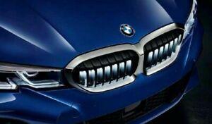 BMW OEM G20 G21 3 Séries 2019 + Iconique Brillant Illuminé Grille Paire Tout