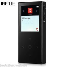 BENJIE K9S Multifunctional 8GB Touch Button Lossless MP3 With Headphone