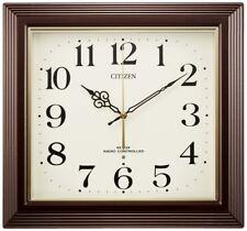Rhythm Watch(CITIZEN) Analog Wall Clock Yasaka 4MY803-006 Free Shipping EMS