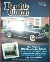 Mack & Brockway trucks, chevy sedan, LH Cook auction 2002 Double Clutch Magazine