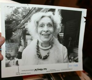 Mothers Day Movie Still 1980 B&W B Rated Horror Flick #81
