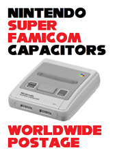 Nintendo Super Famicom Capacitors / 13 x Cap Kit / Repair Kit / SHVC-CPU-01