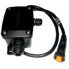 Garmin 010-11613-10 Bare Wire Transducer to 12-Pin Sounder Wire Block Adapter