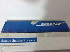 Sistema di home cinema Bose Acoustimass 6 V (leggi descrizione)