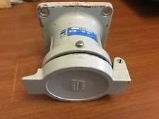 CROUSE HINDS AR641 60A 4W 4P ARKTITE PIN & SLEEVE RECEPTACLE