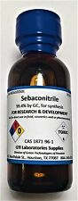 Sebaconitrile, 99.4%, for synthesis, 30ml