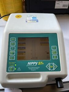 NIPPY ST+ VENTILATOR PORTABLE RESPIRATORY OXYGEN AIR MIX BREATHING MEDICAL