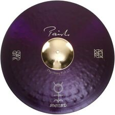 "22"" Paiste Signature Dry Heavy Ride / Free 2 (4) pack Cymbal felts"