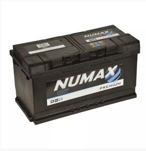 NUMAX 017 Battery FITS Peugeot Boxer Motor Home 2.8 cc Diesel