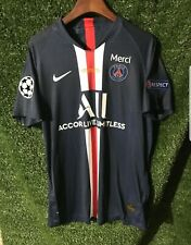 MAGLIA PSG HOME 19/20  SHIRT JERSEY TRIKOT FINAL CHAMPIONS LEAGUE #10 NEYMAR JR