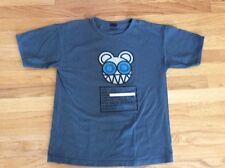Radiohead Women's Shirt Large Late 1990s Donwood Tchock Design Test Specimen OOP