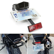 Tail Tidy License Plate Holder Bracket Fit For SUZUKI DRZ400S 05-21 DR-Z400SM