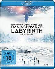 Das schwarze Labyrinth - Death Games [Blu-ray] von C... | DVD | Zustand sehr gut