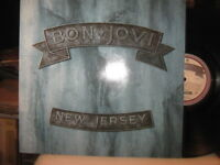 BON JOVI - NEW JERSEY / WITH LYRICS  CLUB EDITION