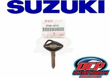 NEW SUZUKI BOULEVARD C90 C109R C 90 T 109 R T OEM IGNITION KEY BLANK