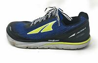 Altra Men's Torin 3 Running Shoe, Blue/Lime, 10 US - USED