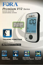 FORA V12 Voice Premium Blood Glucose Monitoring System