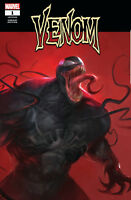VENOM #1 2018 COLLECTOR CAVE MATTINA VARIANT MARVEL COMICS STEGMAN