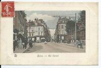 CPA 51 -Carte postale - REIMS - Rue Carnot - Postcard