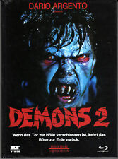 Dance of the Demons 2 , limited Mediabook No. 26 , uncut , new ,Cover B ,Dämonen