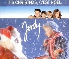 Jordy It's christmas, c'est Noël (1993; 2 tracks, cardsleeve) [Maxi-CD]