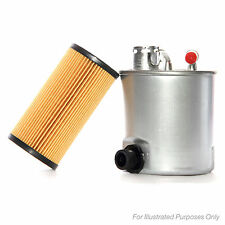 VW Polo 9N 1.2 Variant1 Genuine Borg & Beck In-Line Fuel Filter
