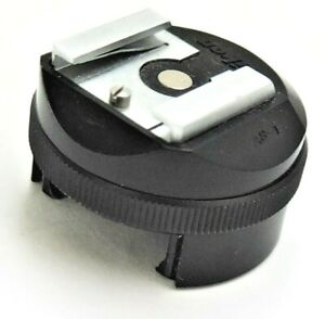 Nikon AS-1 FLASH COUPLER FOR F2 etc.. Excellent