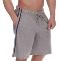 Mens Loungewear Shorts PJ Nightwear Pyjama Bottoms 100% Cotton Sleepwear Pants